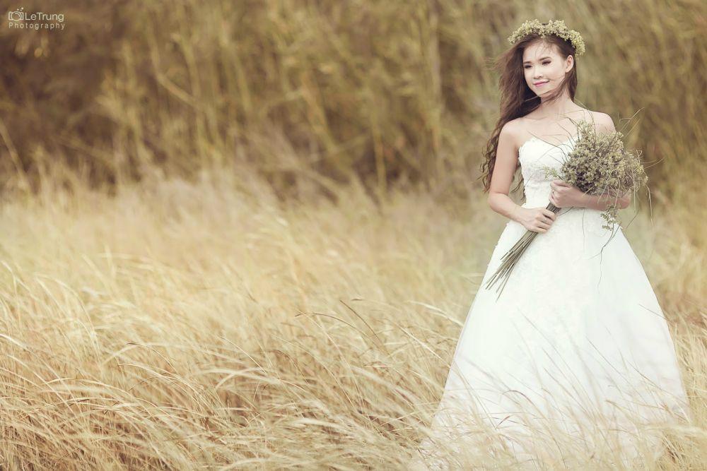 Hình ảnh Cô Dâu đẹp