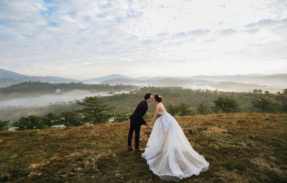 Những Bức ảnh Cưới đẹp Nhất Việt Nam