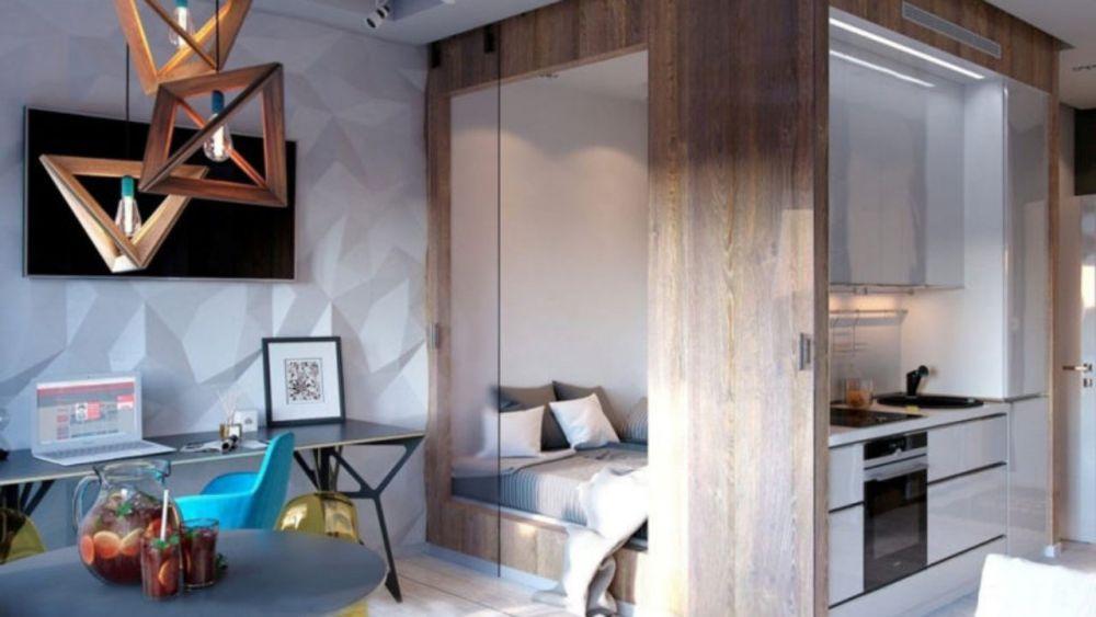 Studio Apartment Là Gì