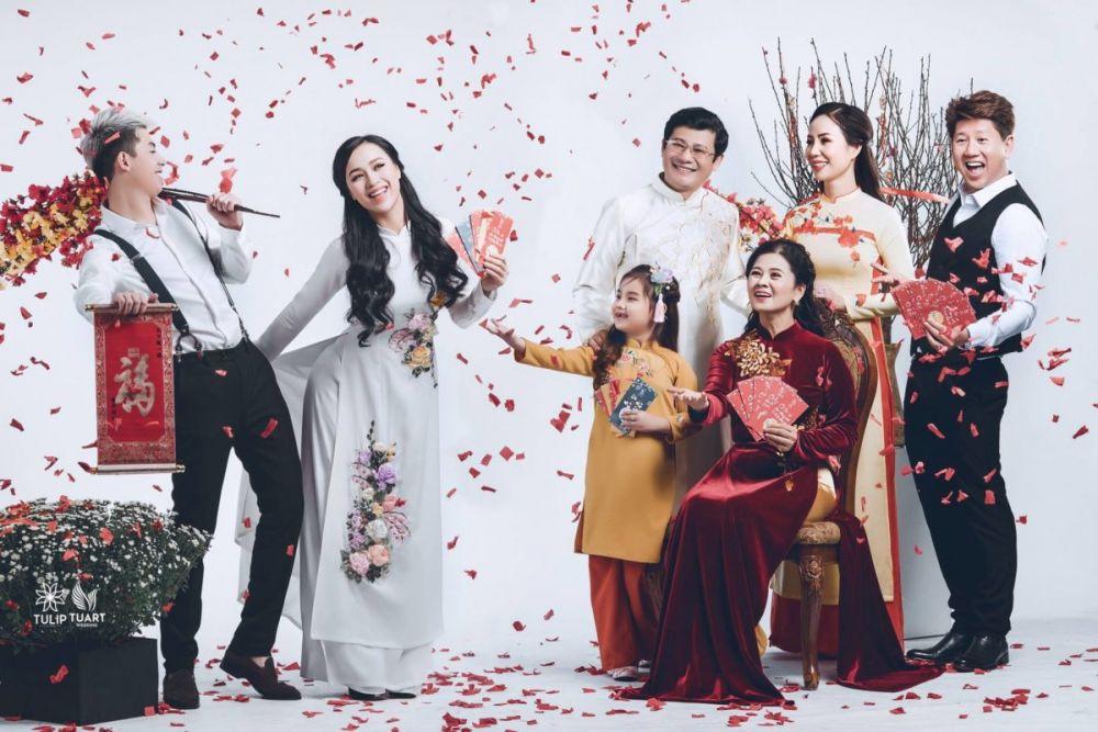 Studio Chuyên Chụp ảnh Gia đình