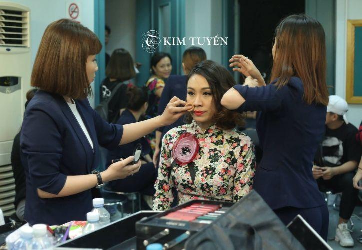 Tổng hợp địa điểm học make up chuyên nghiệp ở tp.Hồ Chí Minh