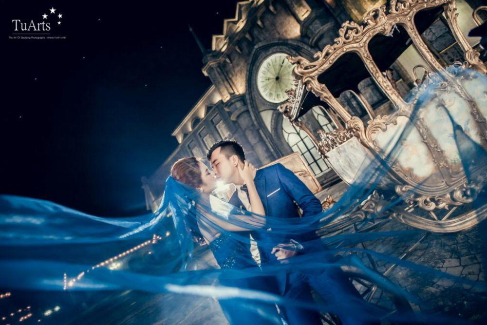 Tổng hợp những nơi chụp ảnh cưới Hà Nội đẹp mơ hồn cho các cặp đôi