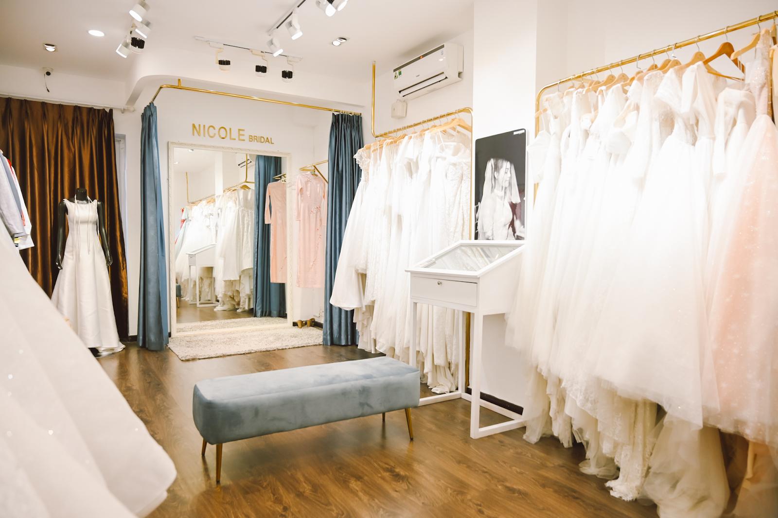 Nicolebridal.vn - Địa chỉ chụp ảnh cưới đẹp ở Sài Gòn