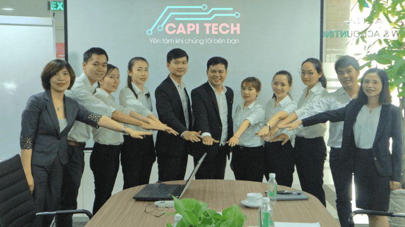 CapiTech tự hào là doanh nghiệp chuyên mang đến những giải pháp an ninh an toàn cho mọi tổ ấm gia đình