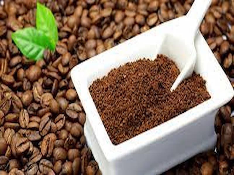 Hình ảnh gói cà phê nguyên chất