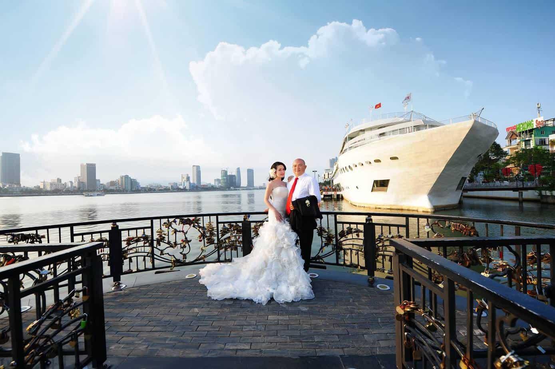 Studio chụp ảnh cưới tại Huế